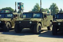 США отдали Украине 20-30-летние HMMWV