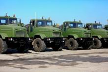 Украинская армия в 2016 году уже получила более 100 автомобилей