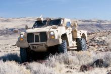 На какой автомобиль пересядет армия США с HMMWV. Видео - Oshkosh