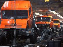 КАМАЗ в 2017 году планирует продать 36 тыс. грузовиков