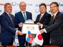 ISUZU определяется с глобальным партнером в России - ISUZU