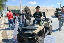 Армия РФ получит на вооружение 400 квадроциклов. Фото