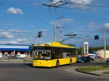"""""""Богдан Моторс"""" поставит 8 троллейбусов в Черкассы"""