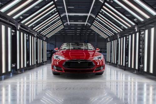 Как может Tesla иметь стоимость выше Toyota, которая продает 10 млн. авто в год?