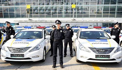 Авто на «еврономерах» будут ловить с помощью системы «Рубеж» - еврономер