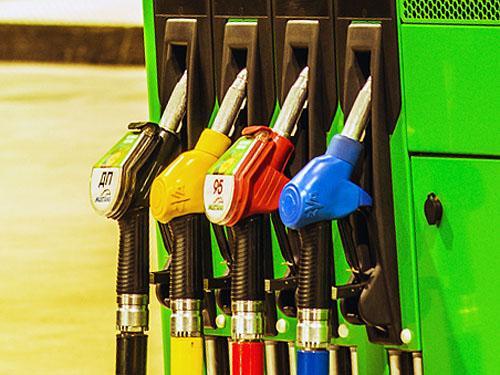Украинский рынок бензина вырос на 8%