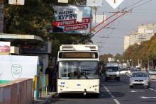 В Кропивницком объявили тендер на 20 троллейбусов