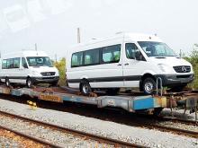 На ГАЗе начали штамповать кузовные детали Mercedes-Benz Sprinter - Sprinter