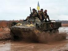 В каком состоянии украинская армия ушла на перемирие. Фото