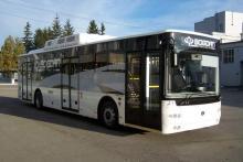 Богдан представил гибридный автобус в Бельгии