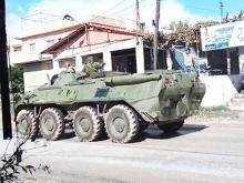 В Сирии «засветились» российские военные КАМАЗы и УРАЛы