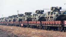 Украинские десантники отработали рейды на территорию противника. Фото