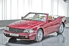 Коллекционеры теперь могут купить авто прямо из музея Mercedes-Benz