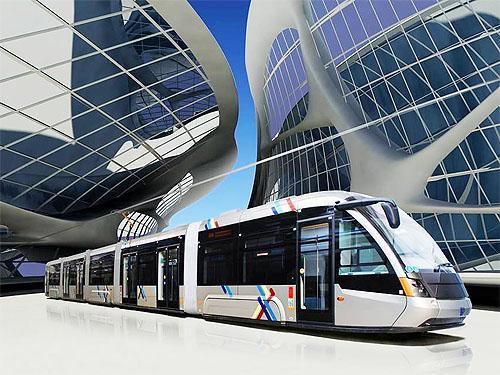Киев получил все новые трамваи львовского производства