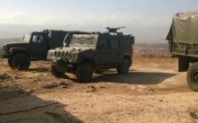 Россия перебросила в Сирию новейшую армейскую технику. Видео