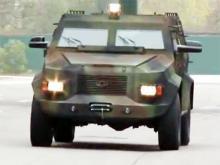 В Черкассах готовят новый бронеавтомобиль Барс-6. Фото