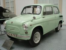 55 лет назад в Украине начали выпускать собственные автомобили - ЗАЗ