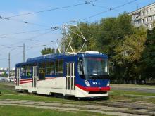 Украинский производитель будет поставлять трамваи в Египет