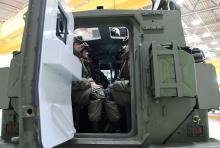 Казахстан начал выпускать собственную бронетехнику. Фото