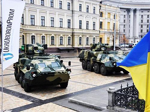 Український БТР обладнали двигуном від Mercedes - фото 2