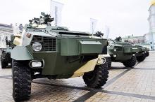 """""""Укроборонпром"""" отчитался о количестве переданной техники для армии в 2016-м"""