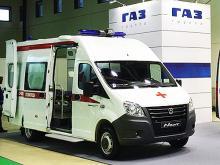 На базе фургона ГАЗель NEXT появились медицинские и социальные автомобили - ГАЗель NEXT