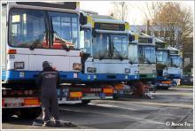 Работники Луцкого автозавода просят Кабмин запретить закупку б/у троллейбусов за бюджетные средства - троллейбус