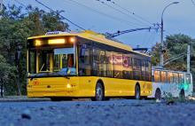 Киев объявил тендер на 80 троллейбусов - троллейбус