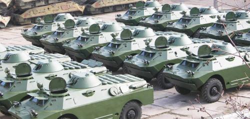 Кабмин запретил приватизацию Николаевского бронетанкового завода