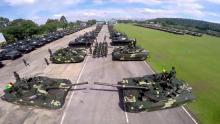 """Таиланд может отказаться от украинских танков """"Оплот"""" в пользу Т-90. Фото - Оплот"""