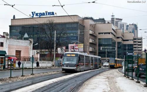 Украина в 2018 году сократила закупки трамвайных вагонов на 27%