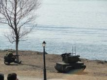 Россия применила в Сирии боевых роботов. Фото
