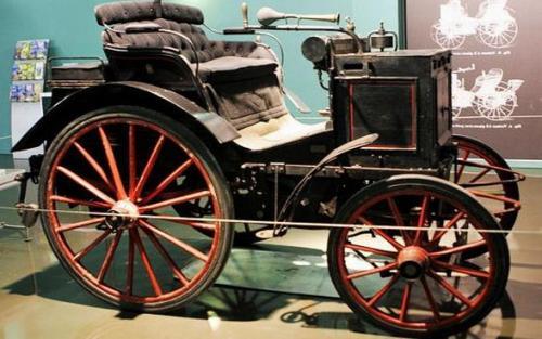 Почему первый автомобиль в Украине появился именно в Одессе