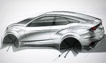 Mahindra представит кроссовер-купе - Mahindra