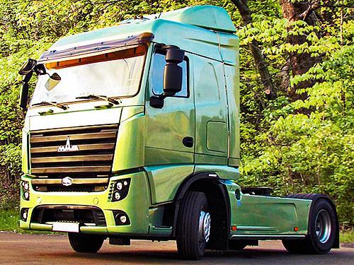 МАЗ начал серийное производство грузовиков Евро-6 - МАЗ