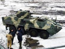 Украинские БТР-4 с двигателем Deutz приняли на вооружение