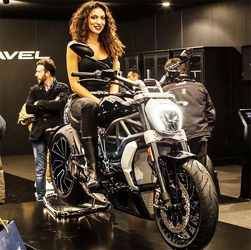 Самые главные события на моторынке Украины в 2017-м - мотоцикл
