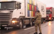 Движение российских фур блокируют уже в трех областях Украины
