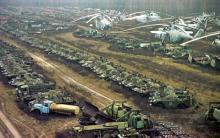 Стали известны масштабы хищений автотехники с полигонов Украины. Фото