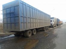 Украина закупит 78 комплексов для контроля за весом грузовиков - перегруз