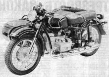Как киевский мотоцикл «Днепр» позволяет путешествовать во времени