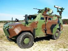 Пограничники уже испытали бронеавтомобиль «Тритон». Видео