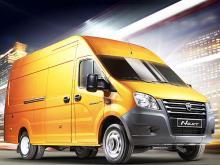 Фургон нового поколения ГАЗель NEXT представили в Европе - ГАЗель