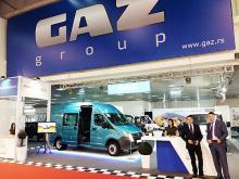 Группа ГАЗ расширяет модельную линейку семейства NEXT. Фото