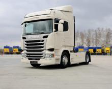 Украинский рынок грузовиков в марте вырос на 112%