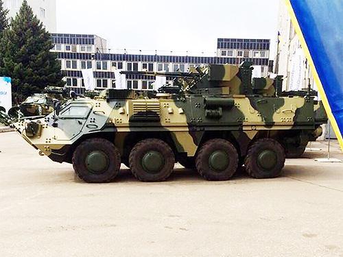 Сколько и каких бронемашин Украина экспортировала за последние 5 лет