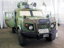 Бронеавтомобиль Барс-6 уже практически готов. Фото