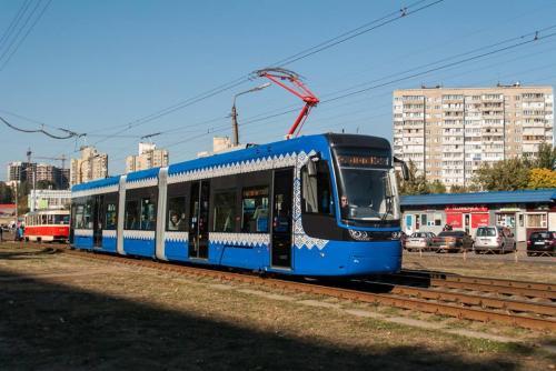 Киев закупит еще 10 трамваев Pesa