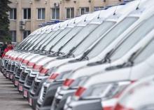Киев закупит около 100 новых машин скорой помощи