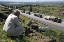 В Сирии сфотографировали колонну российских войск. Фото